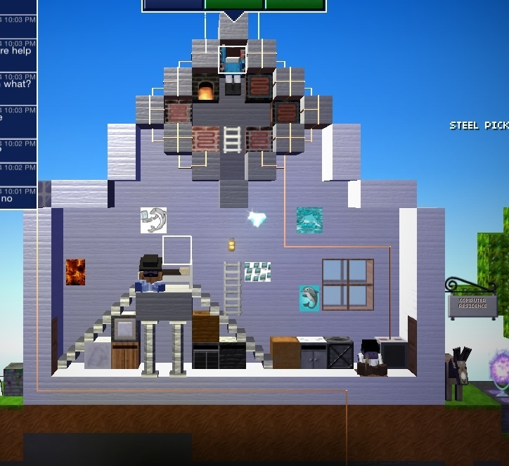 Houses Show Your House Today Get It Rated Pictures The Blockheads