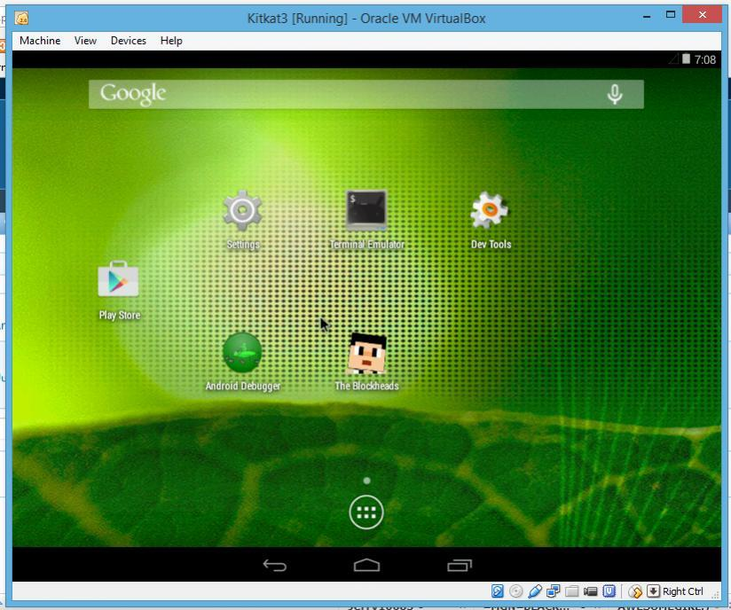 Blockheads on PC - VirtualBox and Android-x86 - Questions - The